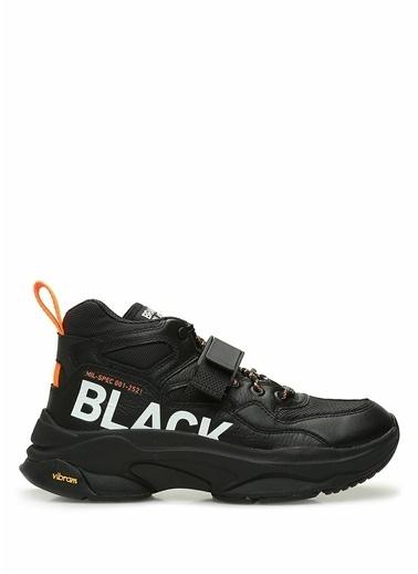 Black Sneakers Siyah